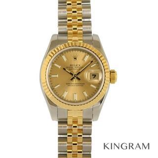 ロレックス(ROLEX)のロレックス デイトジャスト レディ  レディース腕時計(腕時計)