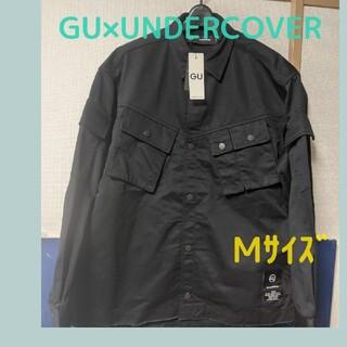 UNDERCOVER - GU アンダーカバー ミリタリージャケット M 黒