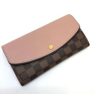 ルイヴィトン N61262 ポルトフォイユ・ノルマンディ 長財布 ダミエ(財布)