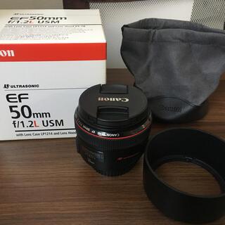 Canon - 美品 Canon EF50mm F1.2L USM キャノン ef50mm