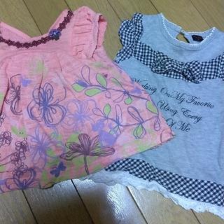 アナスイミニ(ANNA SUI mini)の80センチ アナスイミニ (おまけ付き)(Tシャツ)