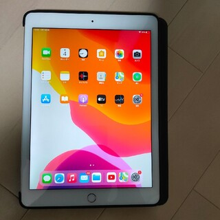 iPad - iPad air2  Wi-Fi+Cellular版 16GB ソフトバンク
