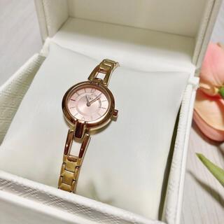 フルラ(Furla)の♥︎ FURLA(フルラ)♥︎ローズゴールド系腕時計♥︎(腕時計)