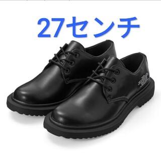UNDERCOVER - ラウンドトゥシューズUNDERCOVER +E【GU×UNDERCOVER】27