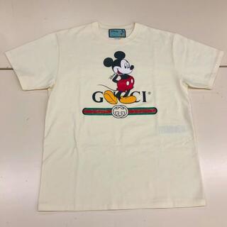 グッチ(Gucci)の【限定】GUCCI×Disney コラボ Tシャツ ミッキーマウス サイズS(Tシャツ/カットソー(半袖/袖なし))