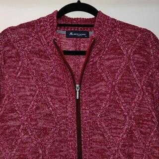 アンドレルチアーノ(ANDRE LUCIANO)のANDRE LUCIANO春秋物薄手セーター(ニット/セーター)