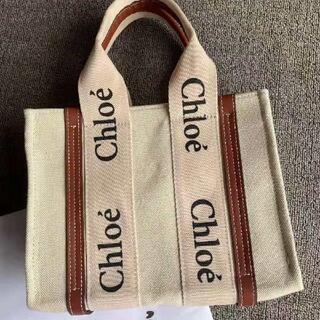 Chloe - 周末福祉 Chloe クロエ woody トートバッグ