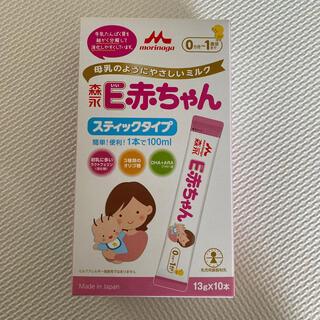 森永乳業 - 森永 E赤ちゃん スティックタイプ 未開封