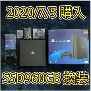 SONY - PS4 Pro SSD960GB【値段交渉OK】