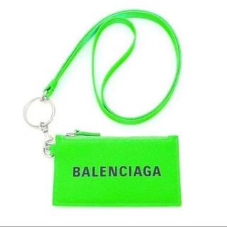 バレンシアガ(Balenciaga)の新品未使用!送料込み★BALENCIAGA★Cash カードケース(名刺入れ/定期入れ)