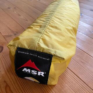 エムエスアール(MSR)のMSR ハバ(テント/タープ)