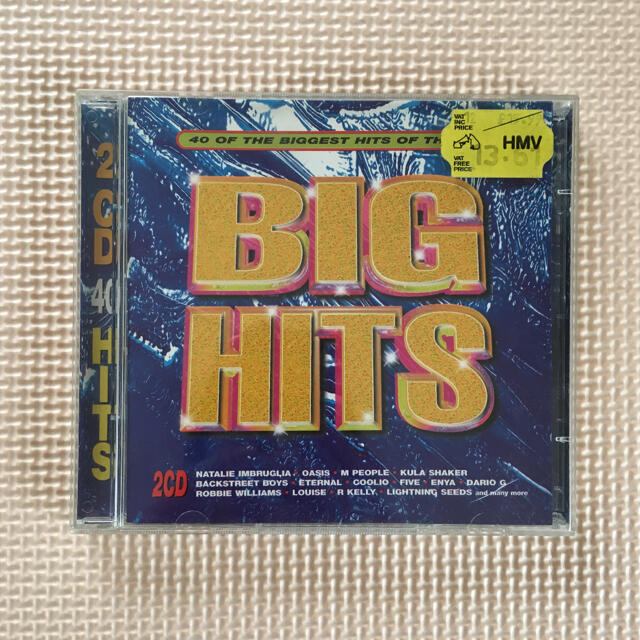 BIG HITS エンタメ/ホビーのCD(ポップス/ロック(洋楽))の商品写真