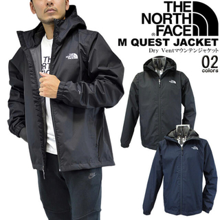 THE NORTH FACE - THE NORTH FACEノースフェイスTOA8AZ QUEST JACKET