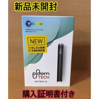 プルームテック(PloomTECH)のプルームテック 純正 バッテリー 黒(タバコグッズ)