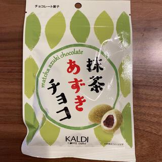 KALDI - 抹茶あずきチョコ   KALDI