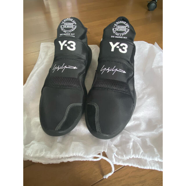 Y-3(ワイスリー)のY-3 suberou スニーカー 4月18日限定 メンズの靴/シューズ(スニーカー)の商品写真