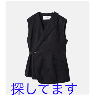 ルシェルブルー(LE CIEL BLEU)のアイレネ fall apart jacket(その他)