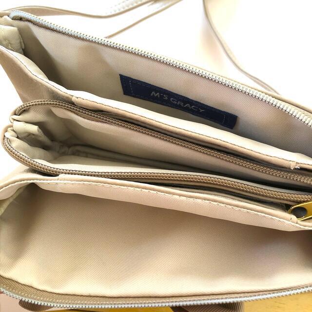 M'S GRACY(エムズグレイシー)の//最終価格//エムズグレイシー  お財布ポシェット レディースのバッグ(ショルダーバッグ)の商品写真