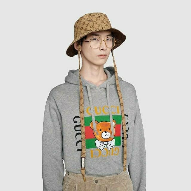 Gucci(グッチ)のGUCCI グッチ KAI カイ コラボ 新品 本物 フーディー パーカー メンズのトップス(パーカー)の商品写真