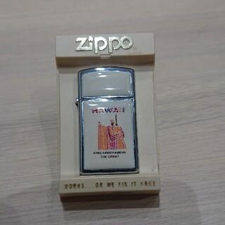 ジッポー(ZIPPO)のジッポライター  HAWAII(タバコグッズ)
