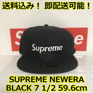 Supreme - SUPREME シュプリーム NEWERA ニューエラ BOX LOGO CAP
