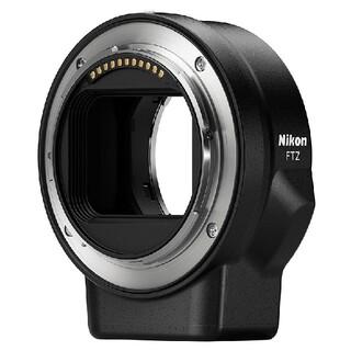 Nikon - 【最短翌日発送】Nikon ニコン FTZマウントアダプター【新品未使用】