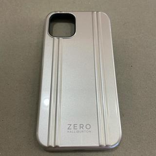 ゼロハリバートン(ZERO HALLIBURTON)のiPhone12 mini 用 zero halliburton(iPhoneケース)