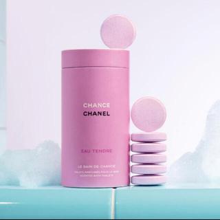 CHANEL - CHANEL シャネル  入浴剤 チャンス オータンドゥル バスタブレット 新品