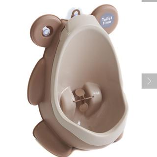 スリーコインズ(3COINS)の男の子用トイレ トイレトレーニング おまる スリーコインズ スリコ(ベビーおまる)