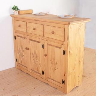 カウンターテーブル キッチン カントリー風 テーブル (バーテーブル/カウンターテーブル)