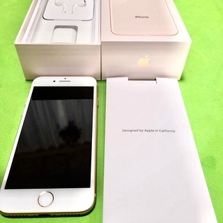 iPhone - iPhone8 64GB ピンクゴールド