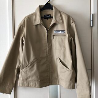 schott - SCHOTT ワークジャケット 再度お値下げしました