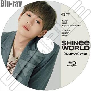 SHINee - SHINee:SHINee WORLD【オニュマルチカム】Blu-ray