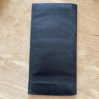 クリスチャンオジャール(CHRISTIAN AUJARD)のクリスチャン オジャール 黒薄型長財布(長財布)