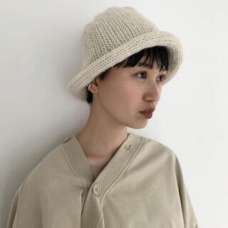 トゥデイフル(TODAYFUL)の★美品【トゥデイフル】ニット帽子(ニット帽/ビーニー)