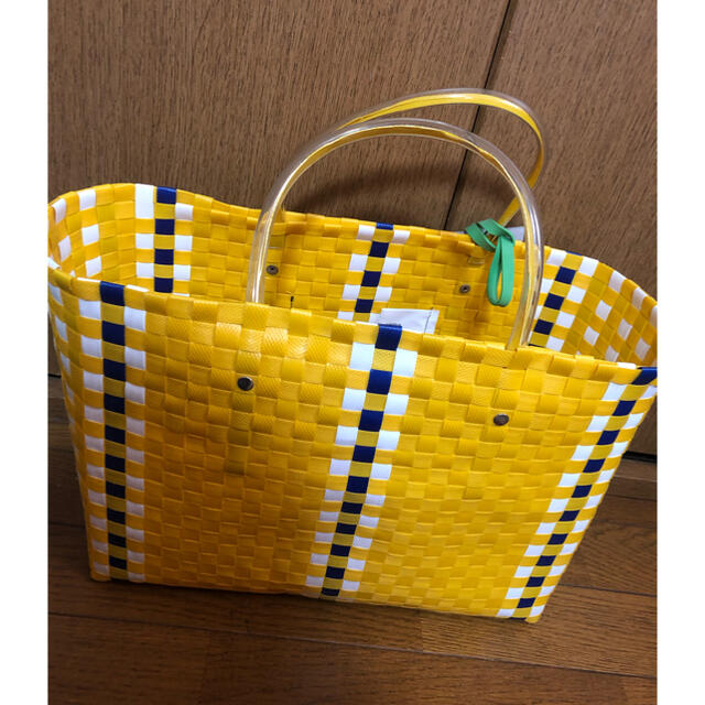 Marni(マルニ)のマルニ ピクニックカゴバッグ レディースのバッグ(かごバッグ/ストローバッグ)の商品写真