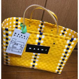 Marni - マルニ ピクニックカゴバッグ