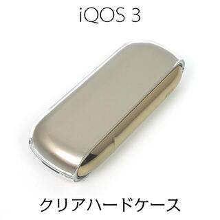 IQOS3 / IQOS3 DUO アイコス ケース クリア(タバコグッズ)