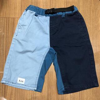 Lee - 半ズボン 130cm  Lee ハーフパンツ