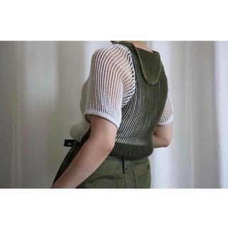 TOGA - vintage ヴィンテージ ノルウェー軍 ネットパーカー シアーシャツ