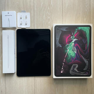 Apple - iPad Pro 11インチ Wi-Fiモデル 64GB Space Gray
