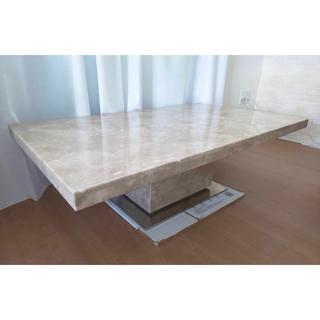 ACTUS - 大理石カフェテーブル 美品