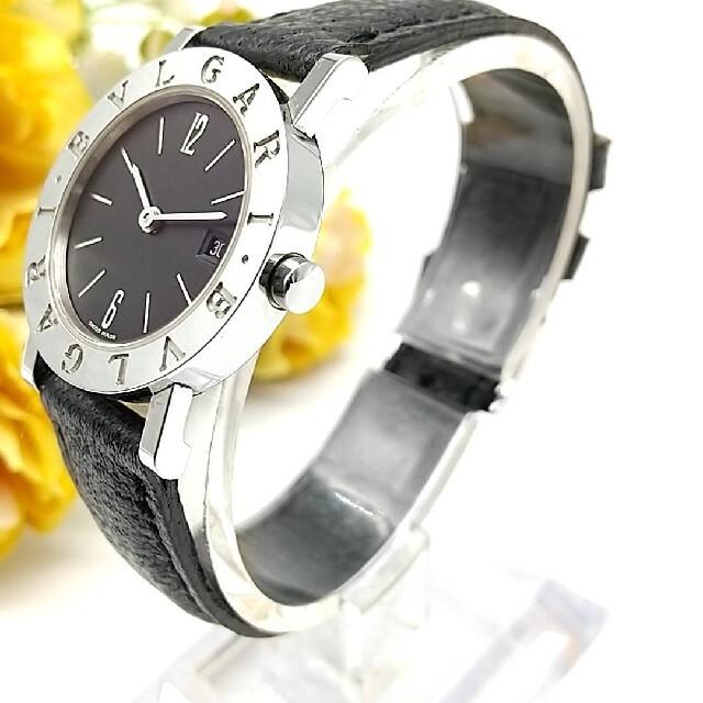 BVLGARI(ブルガリ)の美品 BB26SLD ブルガリ クオーツ デイト レディース 時計 レディースのファッション小物(腕時計)の商品写真