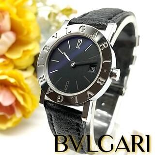 BVLGARI - 美品 BB26SLD ブルガリ クオーツ デイト レディース 時計
