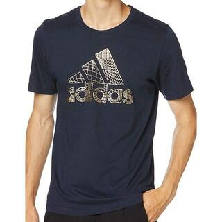 adidas - アディダス 半袖Tシャツ メンズ Mサイズ ネイビー FYI04 フォイル
