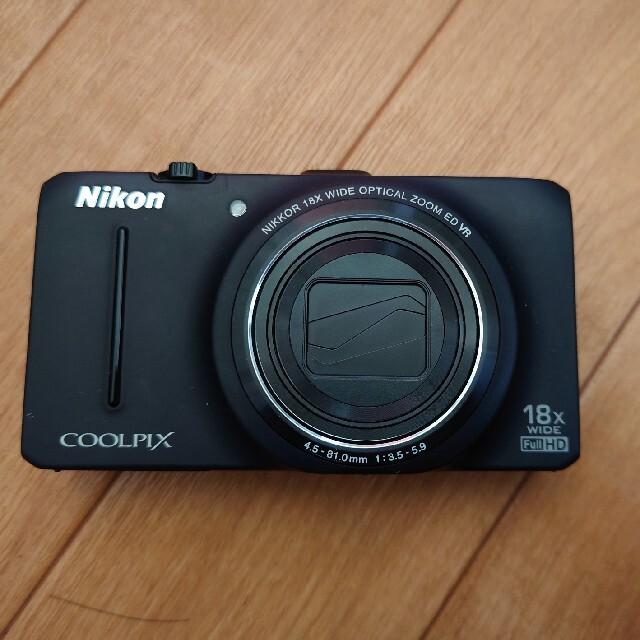 Nikon(ニコン)のteppokeさん専用デジカメ Nikon COOLPIX S9300 スマホ/家電/カメラのカメラ(コンパクトデジタルカメラ)の商品写真
