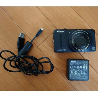 Nikon - デジカメ Nikon COOLPIX S9300