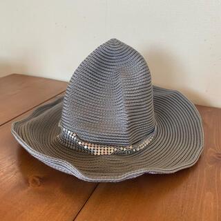 アッシュペーフランス(H.P.FRANCE)のジャックルコー 帽子(ハット)