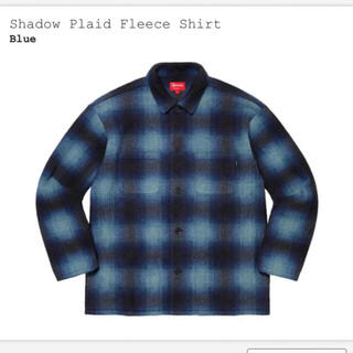 Supreme - Supreme Shadow Plaid Fleece Shirt XL