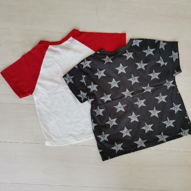 EDWIN(エドウィン)の新品🌿EDWIN 半袖Tシャツ🌼110.120cm キッズ/ベビー/マタニティのキッズ服男の子用(90cm~)(Tシャツ/カットソー)の商品写真